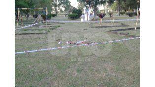 Femicidio en Berna: un hombre mató a puñaladas a su pareja en una plaza