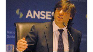 en el centro de la furia. Diego Bossio fue el blanco de las críticas por parte de varios referentes kirchneristas.