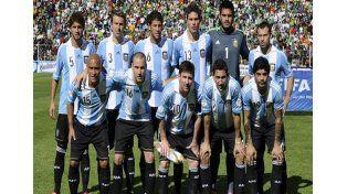 Argentina segunda en el ranking de la FIFA