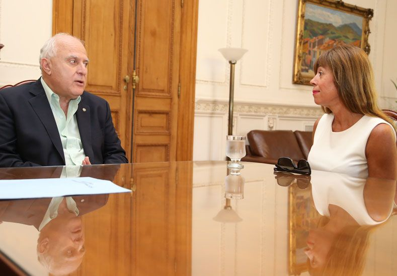 El gobernador le planteará el reclamo al ministro de Justicia de la Nación