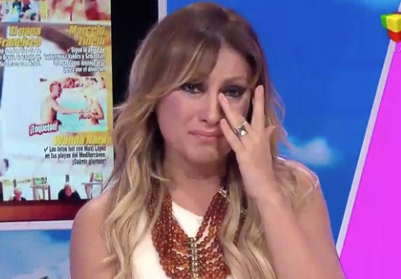 El chiste de Dady Brieva que hizo llorar a Marcela Tauro