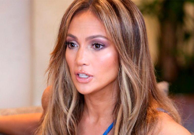 La verdadera cara de Jennifer Lopez