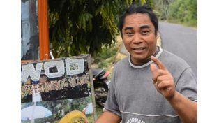 Video viral: así se pela un coco sin cuchillo