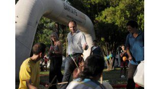 """José Corral: """"Estamos disfrutando de nuestros espacios públicos y de nuestros artistas"""""""