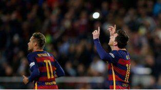 Paliza de Messi y Suárez en el Camp Nou: Barcelona aplastó a Valencia 7-0