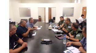 Unos 200 gendarmes volverán a patrullar las zonas urbanas de Santa Fe y Santo Tomé