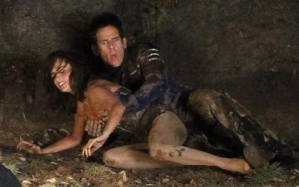 La toqué todo lo que pude y más, dijo Ben Stiller sobre Penélope Cruz