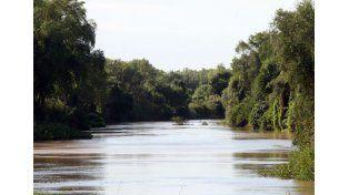 Ubicación. El área se encuentra entre la ciudad de Paraná