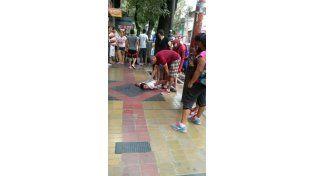 Insólito: el Hombre Araña ayudó a atrapar a un ladrón callejero