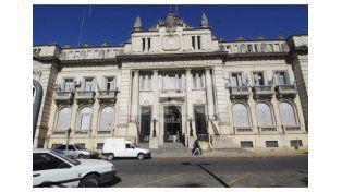 El Ministerio de Seguridad iniciará el proceso de destitución de los autores del asesinato y los involucrados en la causa / Foto: Juan Manuel Baialardo - Uno Santa Fe