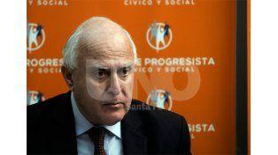 Lifschitz entregará fondos por 3 millones de pesos a pequeños productores afectados por la emergencia hídrica