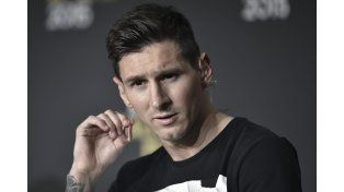 No va a Río. Messi será preservado para jugar eliminatorias y Copa América. (NA)