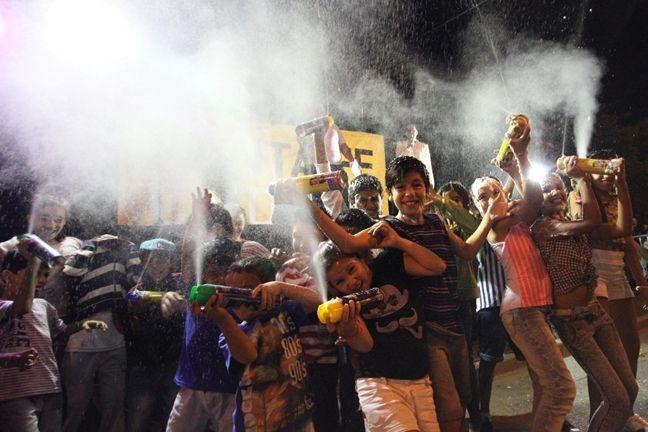 Presentan la novena edición de Carnavales entre Todos
