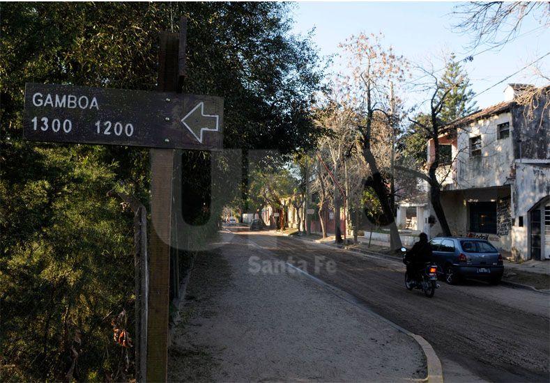 Observación. Los tips para combatir el accionar delictivo se difundieron de modo virtual / Foto: Juan Manuel Baialardo - Uno Santa Fe