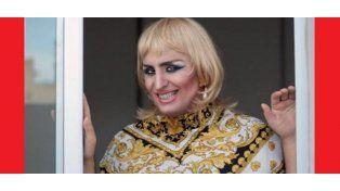 Franco Torchia, ahora es travesti