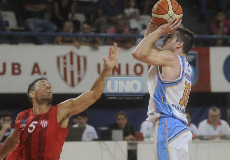 Fue derrota para los orientados por Barsanti.  Foto UNO Santa Fe/José Busiemi