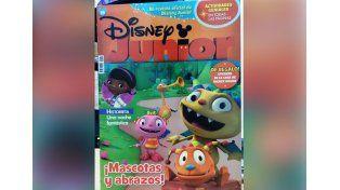 Pedí este martes la revista de Disney Junior