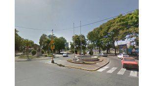 Comienzan los trabajos de rectificación de calle Tucumán y hay desvíos de colectivos
