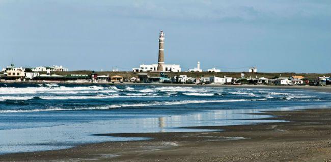 Las enormes y casi desérticas playas de Cabo Polonio.