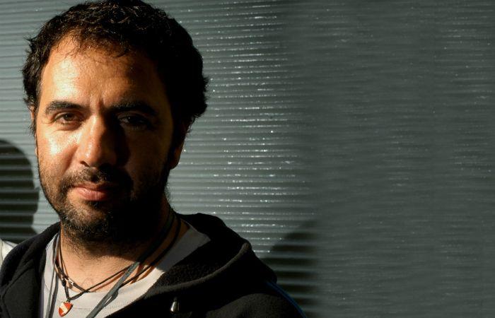 El realizador. Caetano se animó con la novela que ganó un premio Herralde.