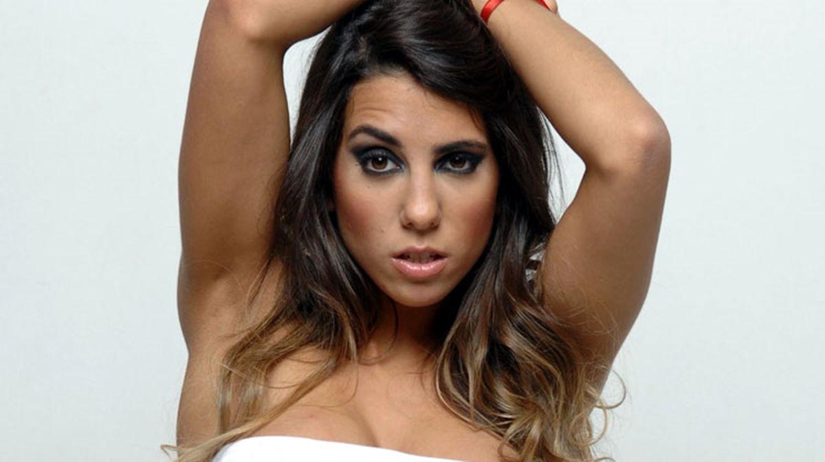Cinthia Fernández: Me gustaría estudiar periodismo deportivo y ser como Gonzalo Bonadeo