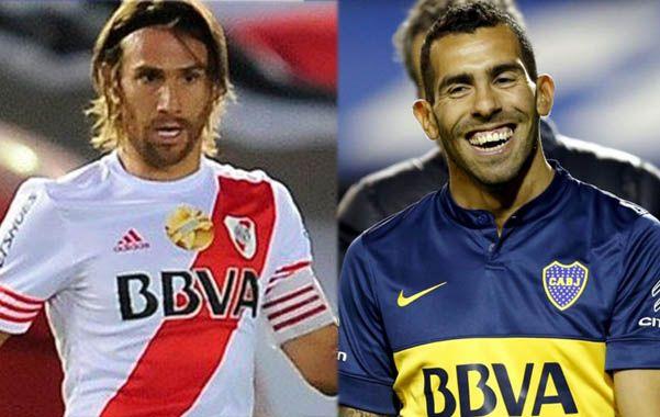 Ponzio jugará atrás. Tevez hará dupla con Chávez.