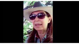 Cristina Kirchner: Piensan que la política es una porquería porque vienen de las corporaciones