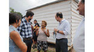Viviendas de emergencia: estudian el caso de Santa Fe para replicar en otras ciudades