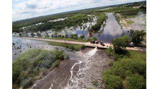 El Gobierno nacional declaró la Emergencia Hídrica para el litoral