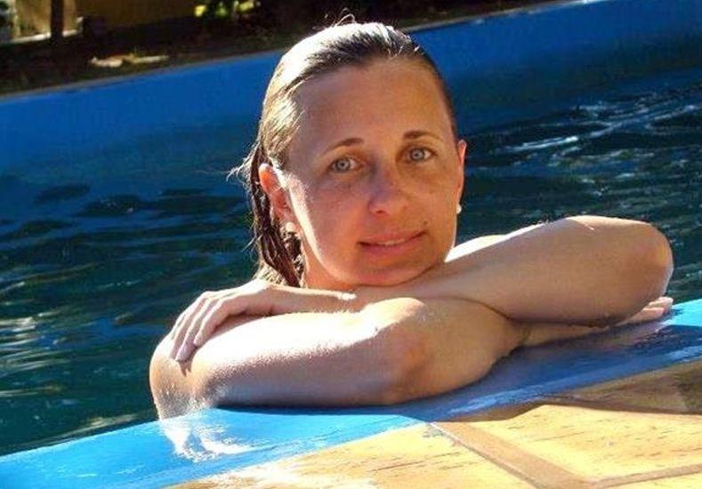 Lissy Dreher tenía 33 años. Apareció asesinada este jueves en su casa de Romang.