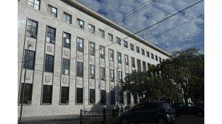 Un juez le dictó prisión preventiva sin plazo a Jony en Tribunales. (Silvina Salinas / La Capital)