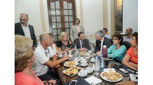 A clases. Tanto los gremios como los gobiernos quieren llegar a un acuerdo antes del 29 de febrero / Foto: Mauricio Centurión - Uno Medios