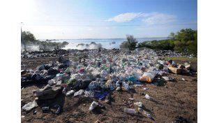 El lugar. El municipio de Rincón fue intimado por la provincia a sanear el lugar / Foto: Juan Manuel Baialardo - Uno Santa Fe