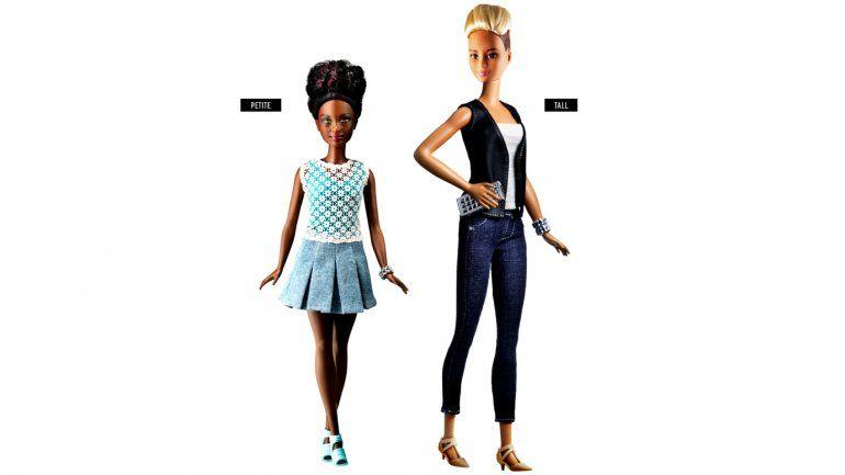 La nueva Barbie: la icónica muñeca tendrá cuerpos reales
