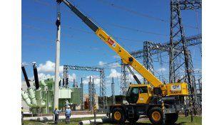 Santa Fe duplicó la potencia energética desde la Estación Romang