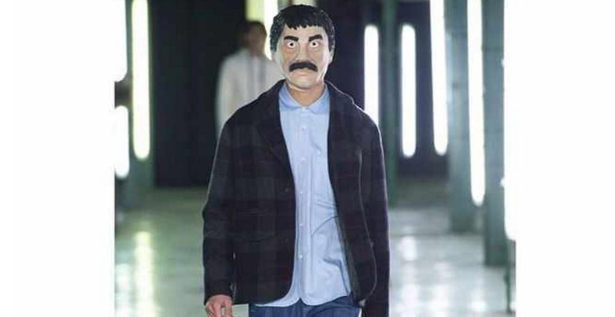 El Chapo Guzmán desfiló en la pasarela del Men's Paris Fashion Week