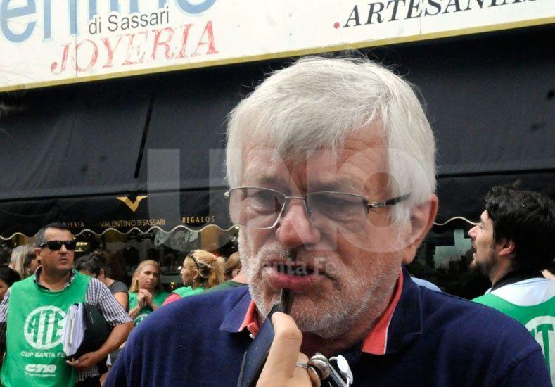 Desde ATE Santa repudiaron la detención del Secretario General de ATE Río Negro