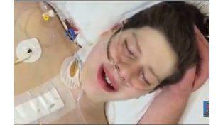 Las palabras de un joven al despertar de un trasplante de corazón conmocionan Facebook