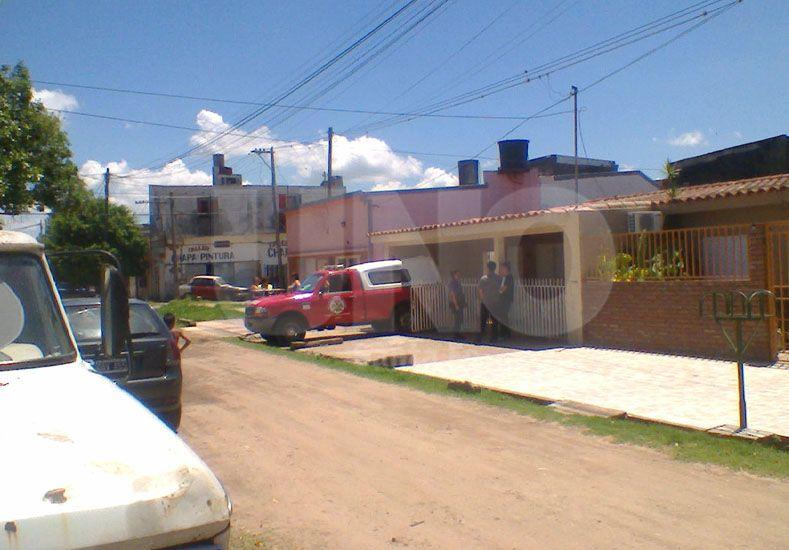 Hallaron a una mujer muerta y maniatada en su casa de barrio San José