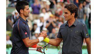 Djokovic y Federer