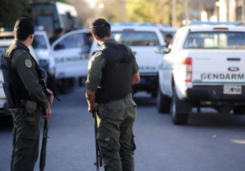 Detuvieron a un agente del Comando Radioeléctrico que tenía en su poder bochas de cocaína
