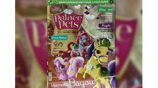 Este martes pedí opcional la revista Palace Pets de Disney