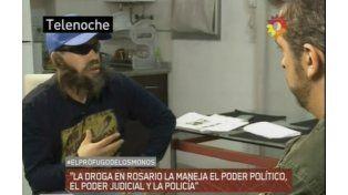 Ciccioli entrevistó a Ramón Machuca