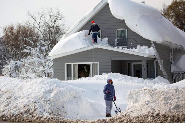 Ya son 29 los muertos por la tormenta de nieve en EE.UU