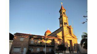 La Catedral de la ciudad de Reconquista./ Web.