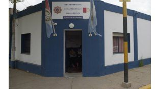 En Pueblo Esther. Urquiza se desempeñaba en la subcomisaría 15ª en diciembre de 2011