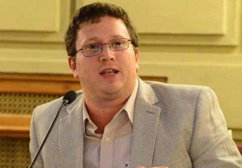 El diputado del PRO y referente santafesino de Cambiemos