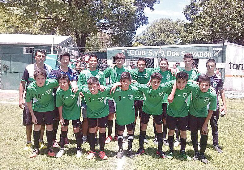 Club Social y Deportivo Don Salvador: el gigante de Adelina
