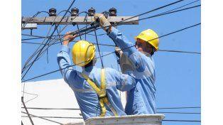 Domingo caluroso y sin electricidad en varias zonas de Santa Fe por fallas en media tensión