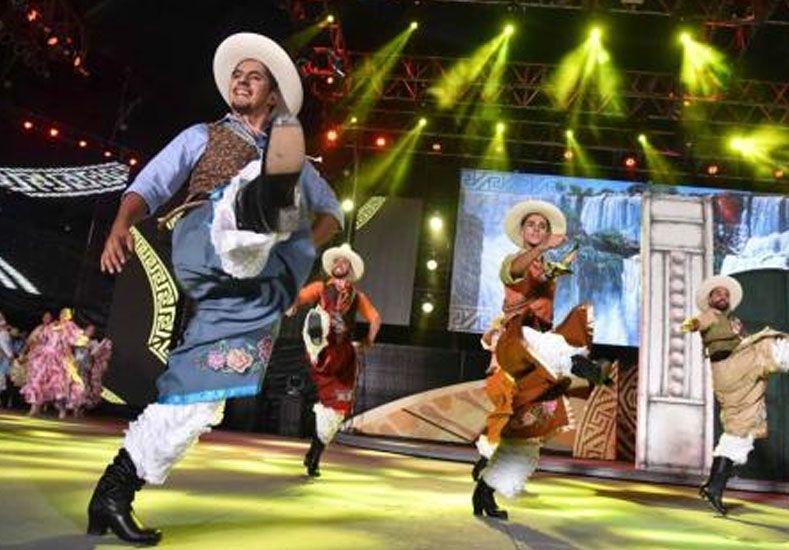 Comenzó la 56° edición del Festival Nacional de Folclore